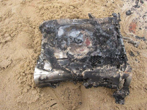 Thats one dead xbox