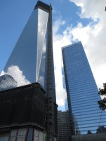 The freedom tower and world trade center 7 again