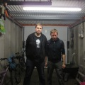 Nega Myles and Michael after shooting for youtube for over 2 hrs in a cold garage