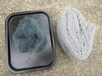 burning steel wool 6