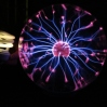 Plasma ball fun 6