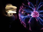 Plasma ball fun 7