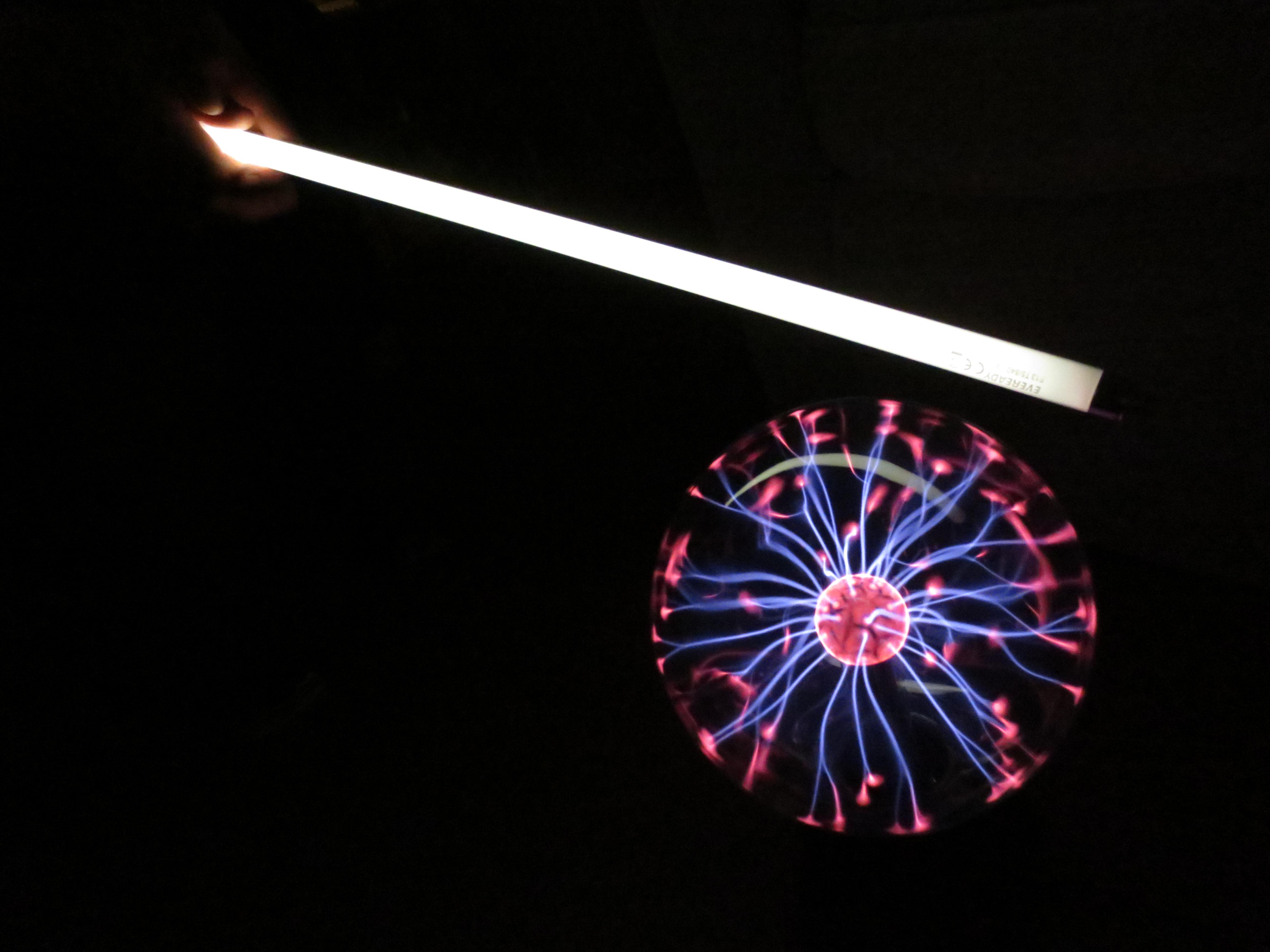 Plasma ball fun8