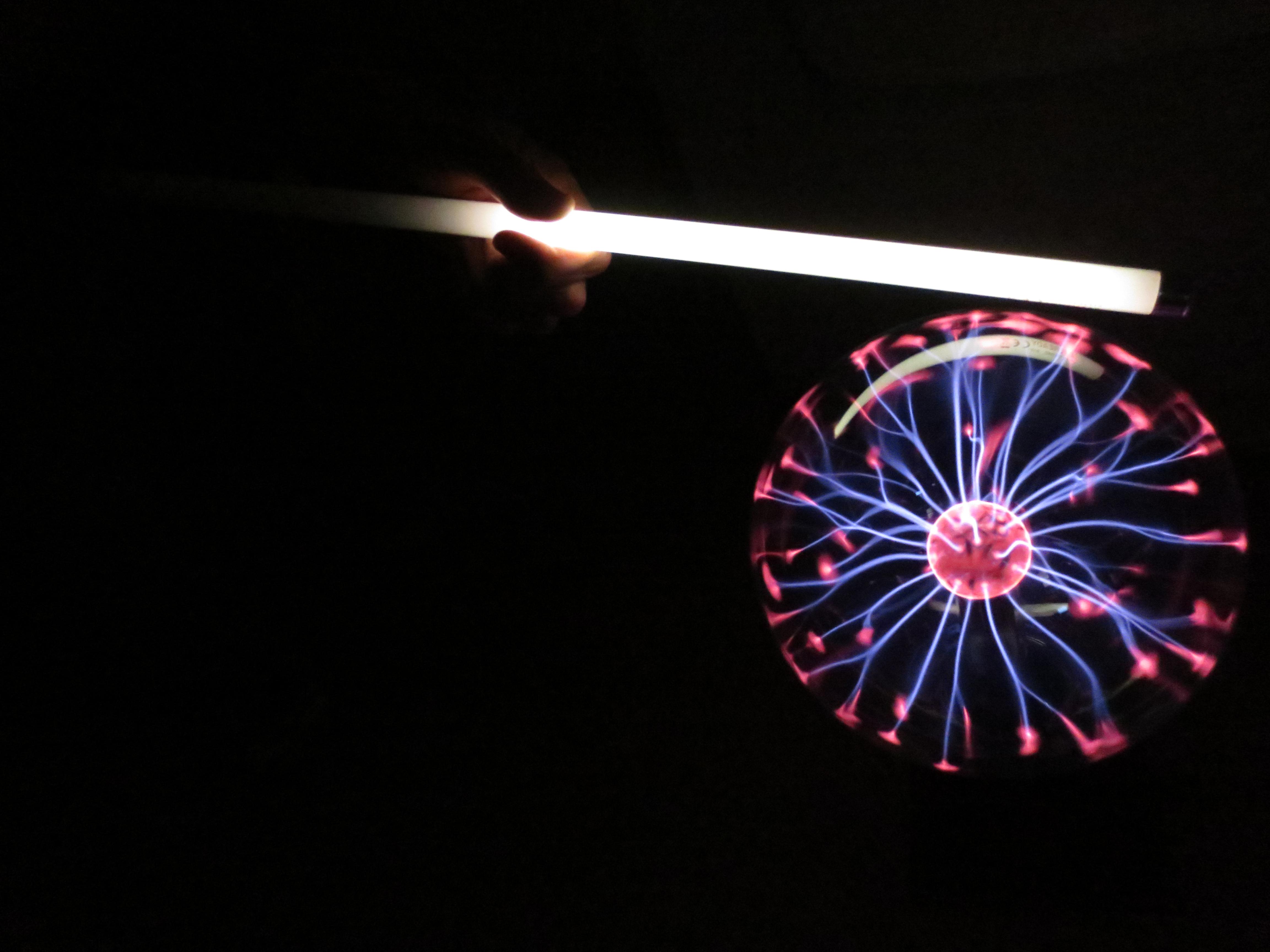 Plasma ball fun9