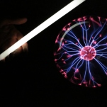Plasma ball fun 10