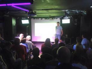 Myles Power Edinburgh Fringe