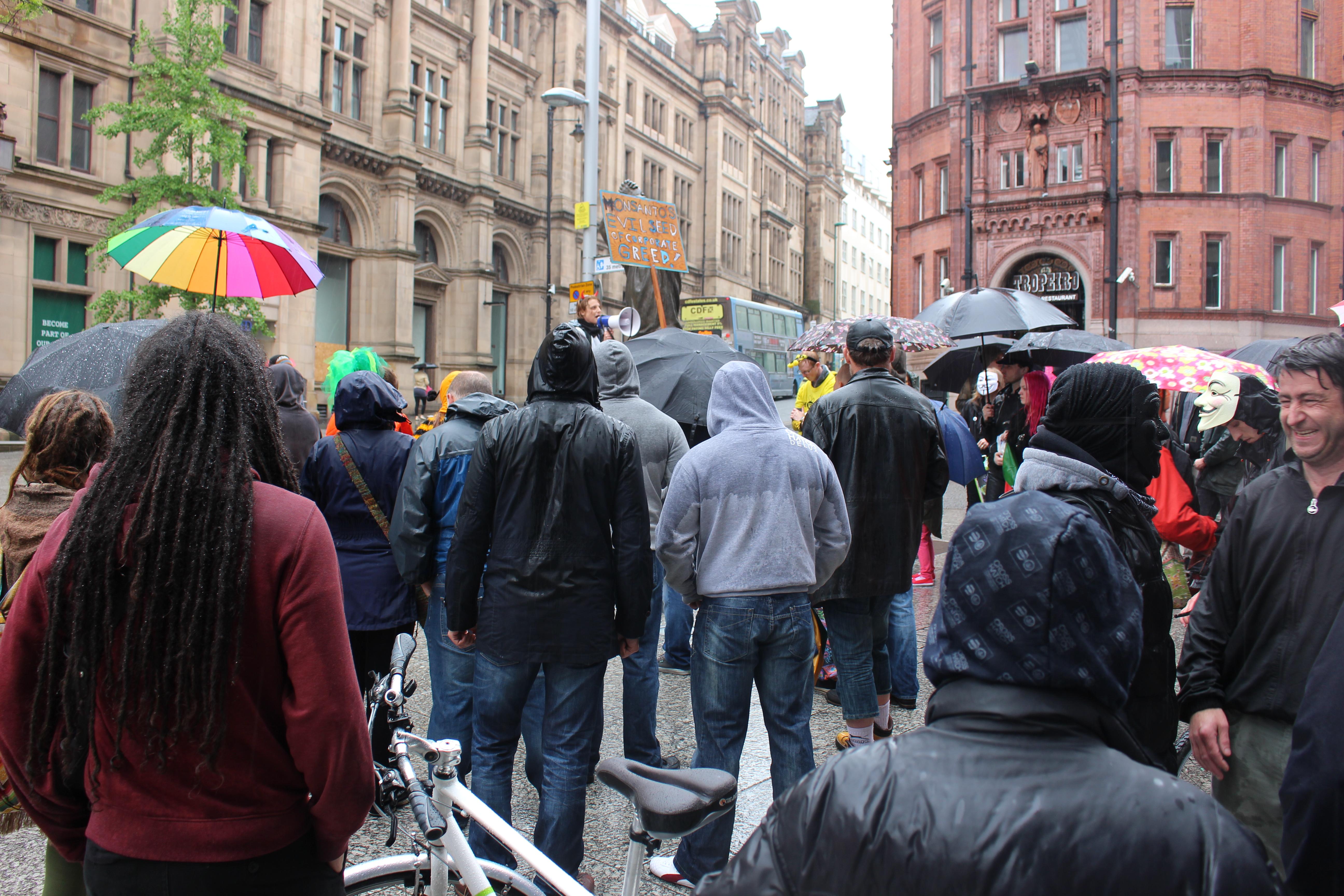 March against monsanto nottingham2