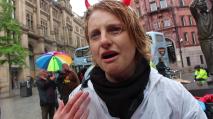 March against monsanto nottingham 6