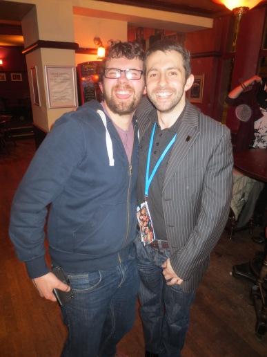 Buck (TLoNs) and Glen Carrigan (https://glencarrigan.wordpress.com/)