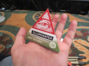 Would anyone like a cup of illumina-tea?