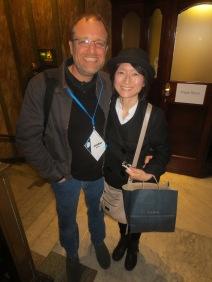 John Stewart and his partner (new NERD on TLoNs)