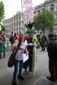 March Against Monsanto London 1