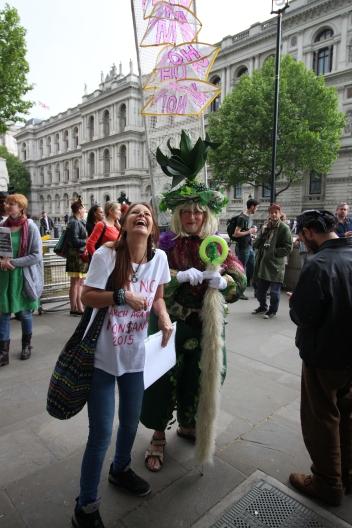 March Against Monsanto London 1