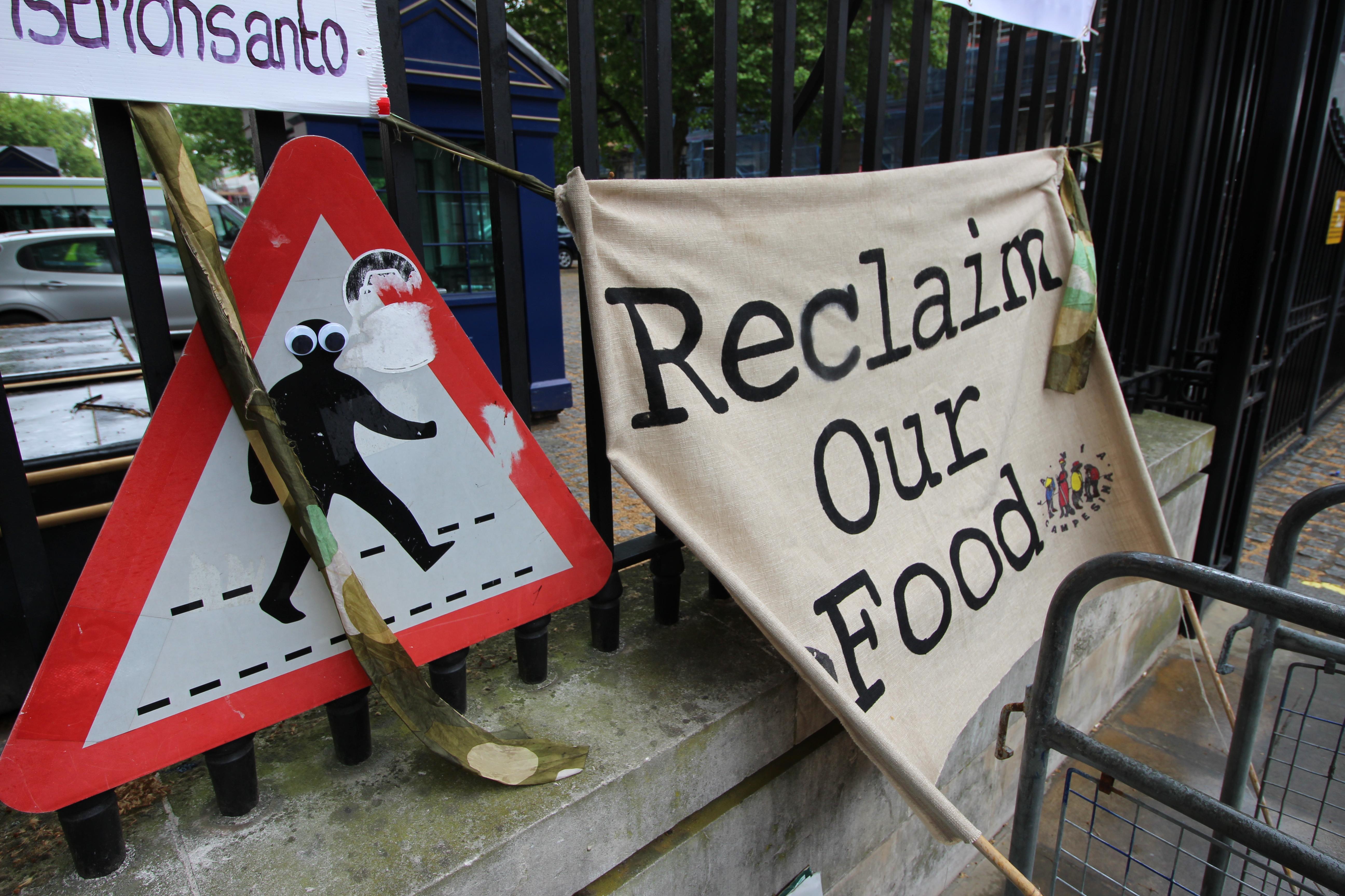 March Against Monsanto London10