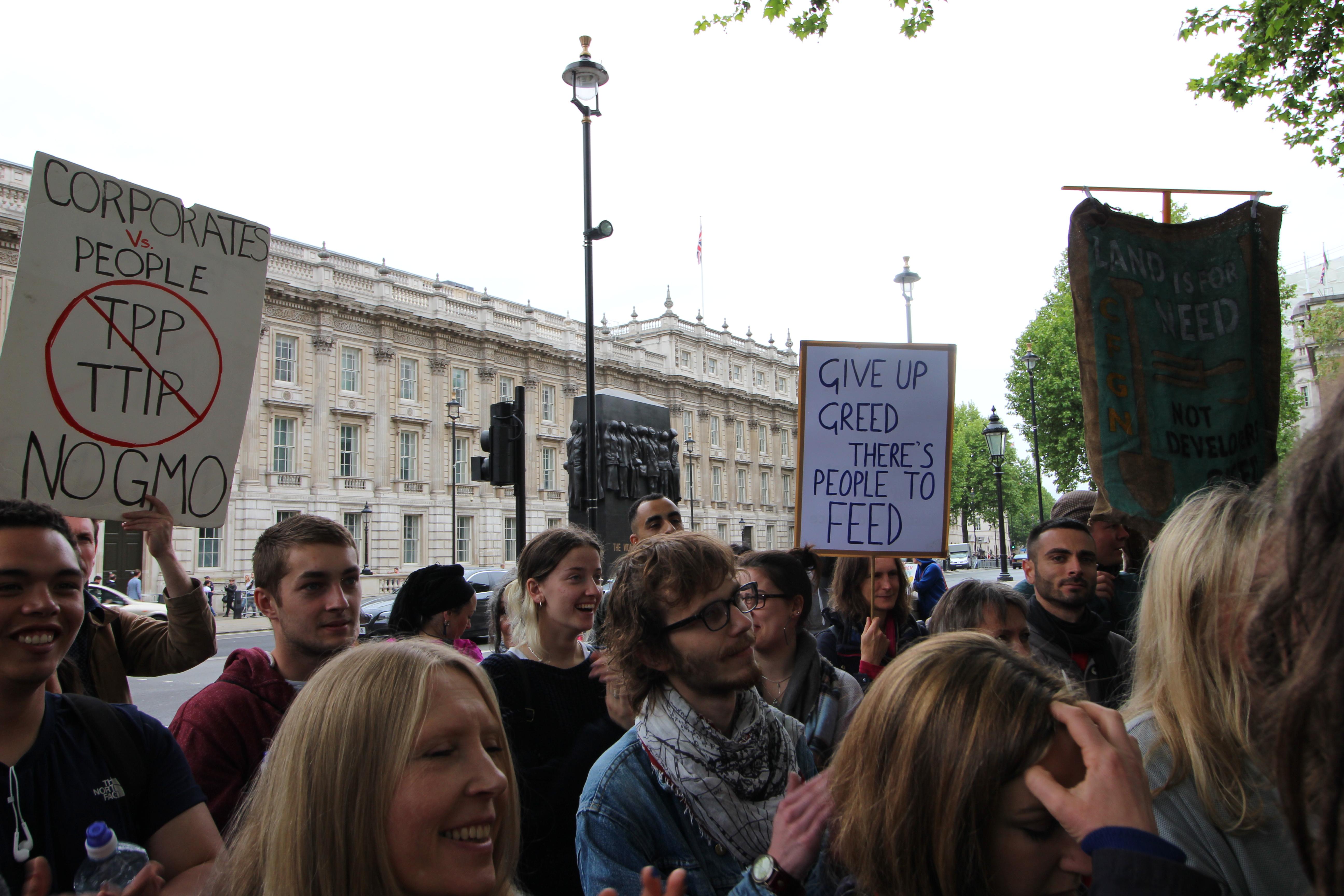 March Against Monsanto London11