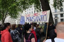 March Against Monsanto London 18