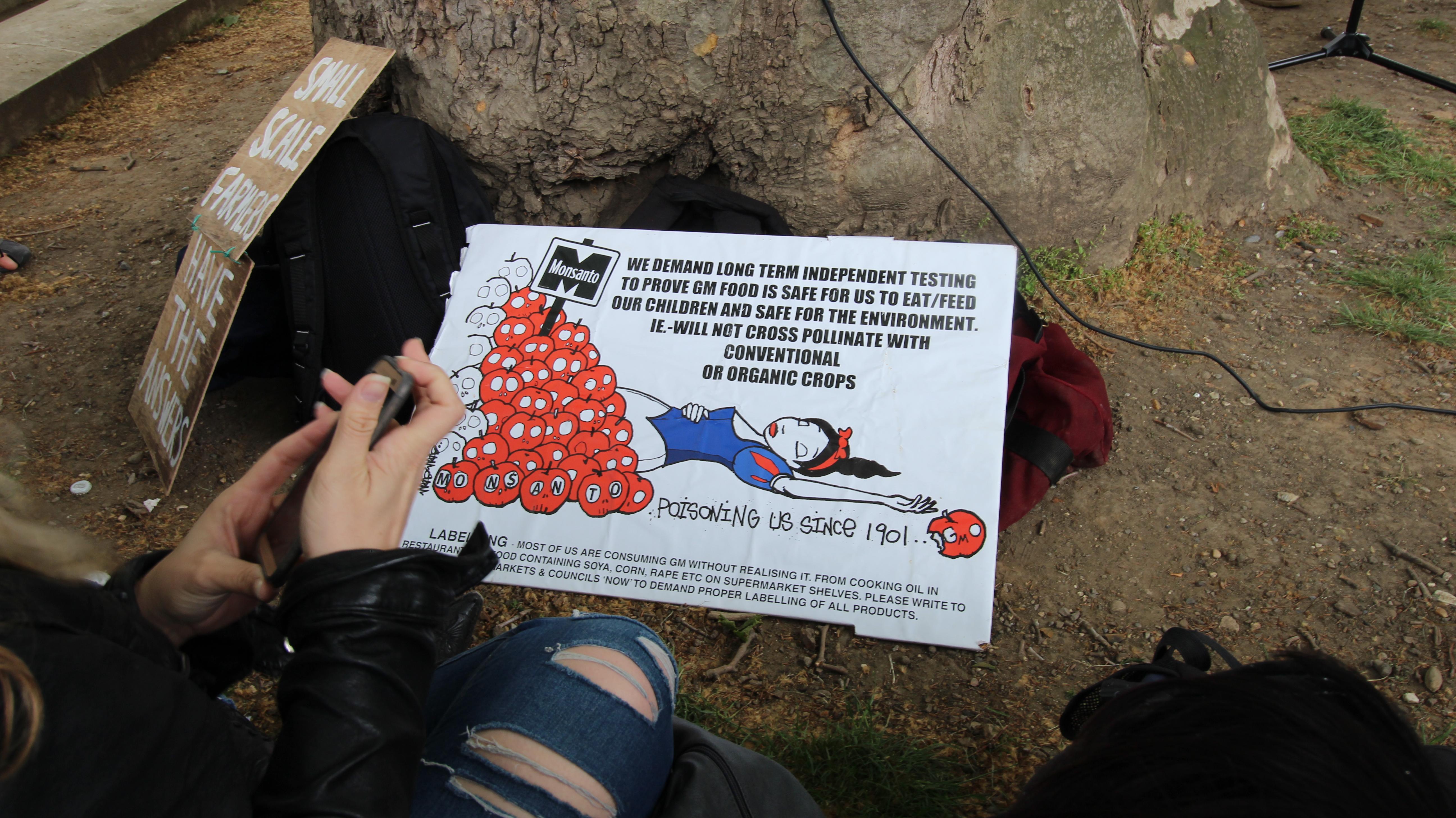 March Against Monsanto London19