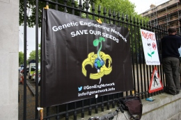 March Against Monsanto London 2