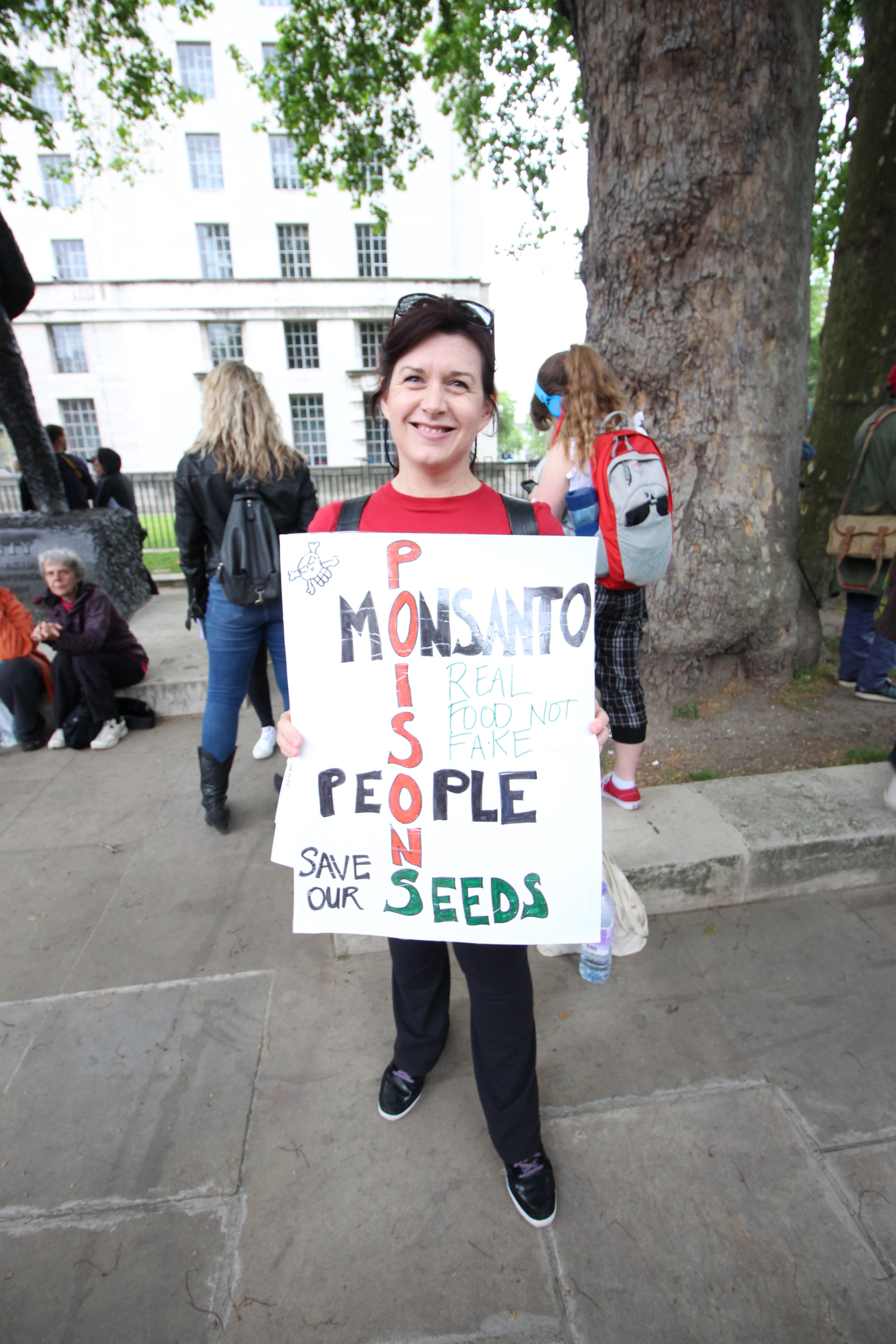 March Against Monsanto London3