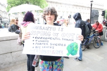 March Against Monsanto London 4