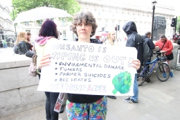 March Against Monsanto London 4