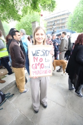 March Against Monsanto London 6