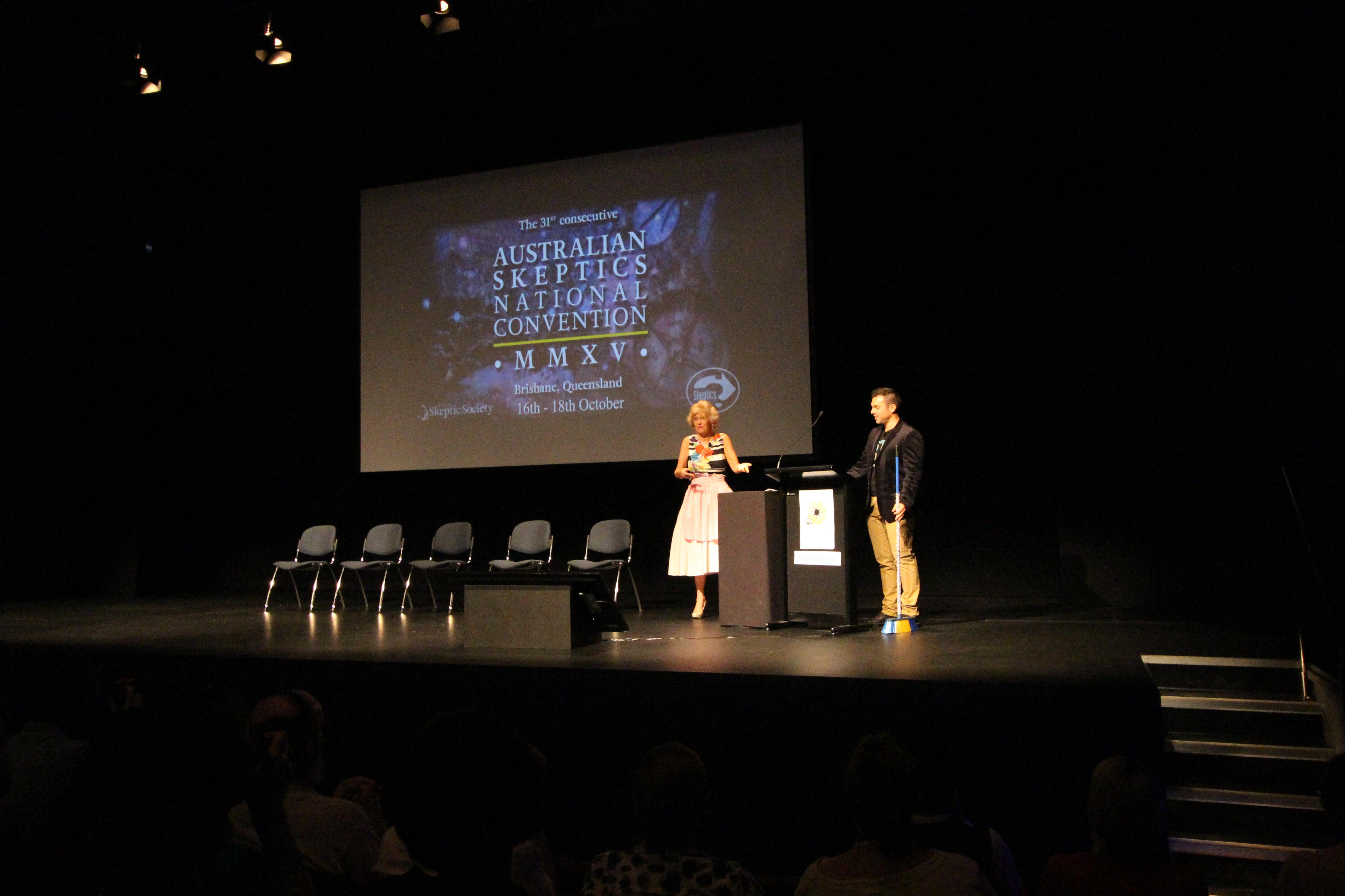 Brisbane Skeptics 201520