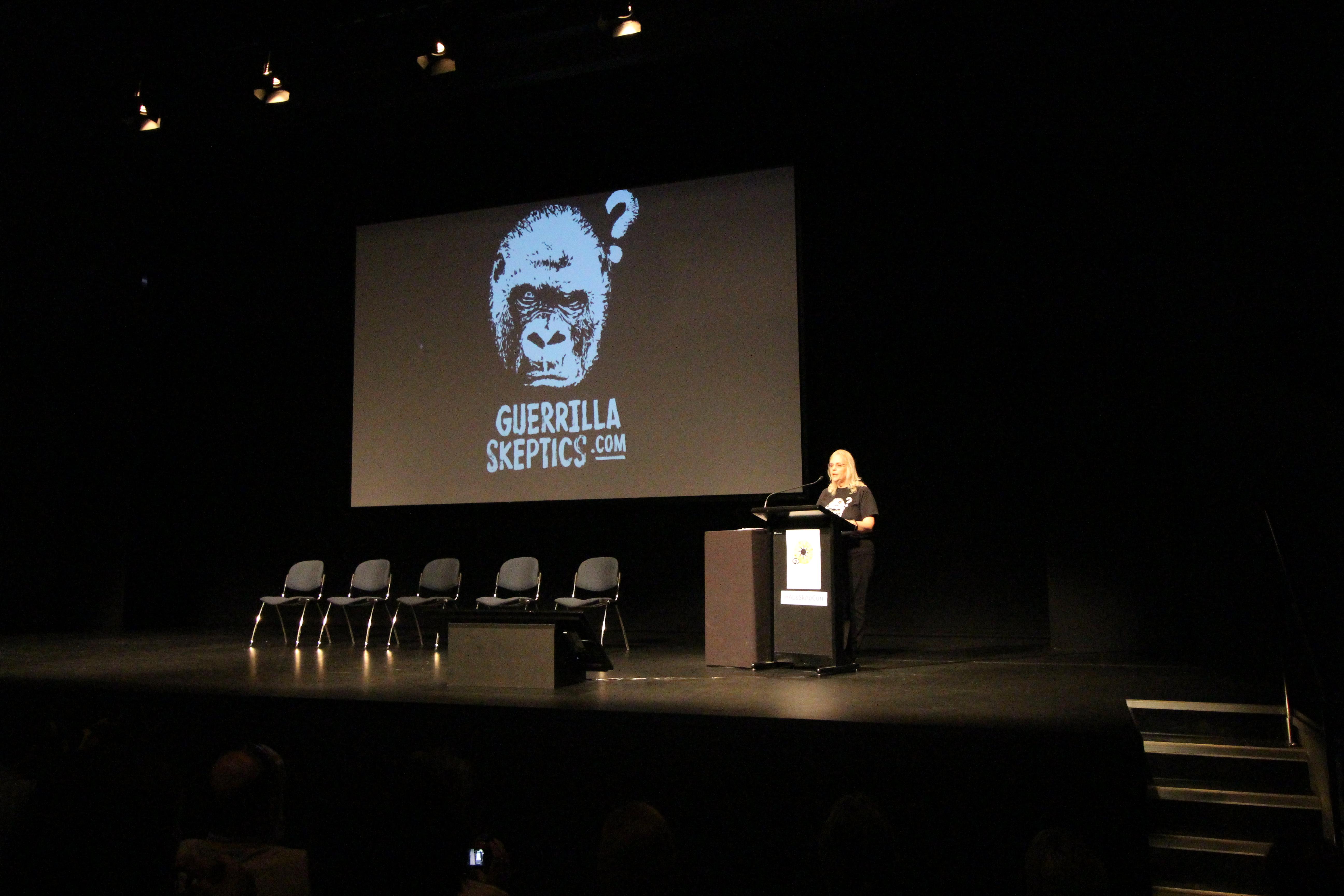 Brisbane Skeptics 201522