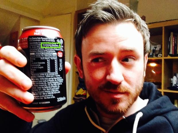 Aspartame Myles Power