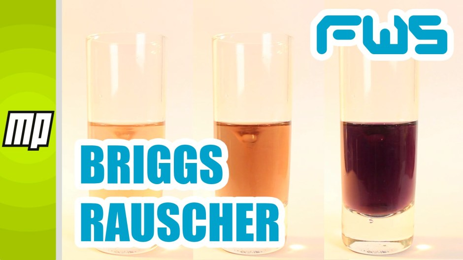 FWS The Briggs-Rauscher Reaction