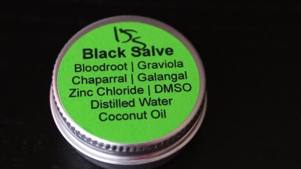 black-salve