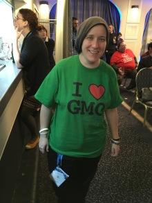 QED 2017 GMO Shirt
