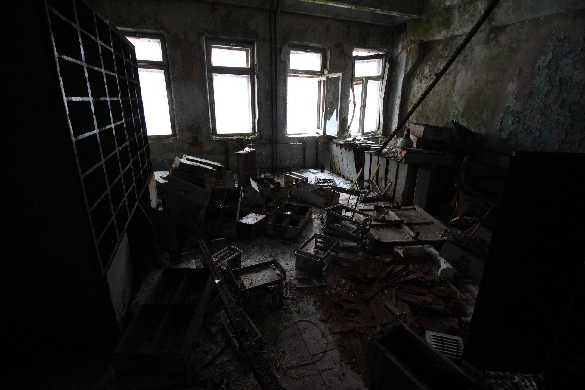 Chernobyl Pripyat 43
