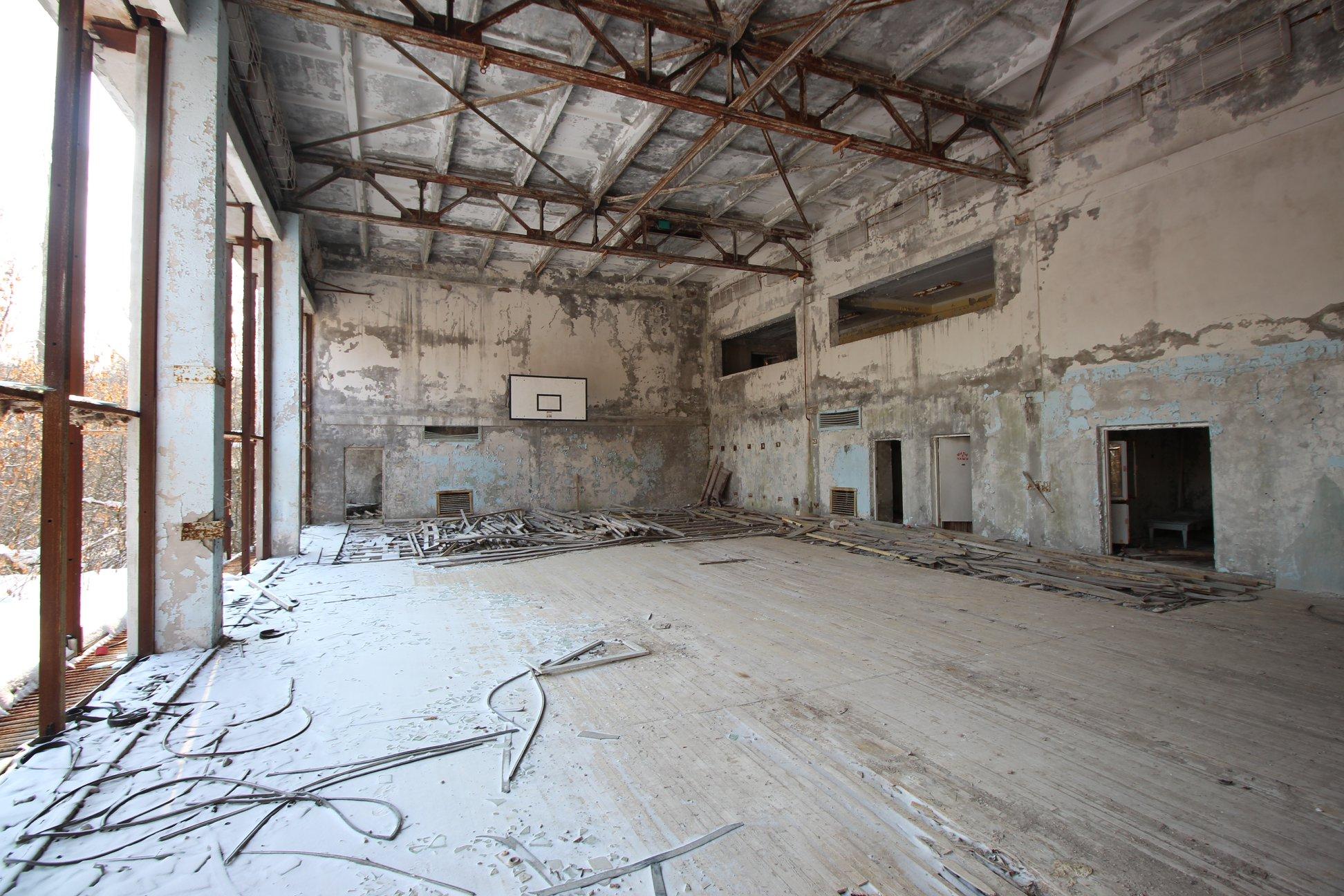 Chernobyl Pripyat 48