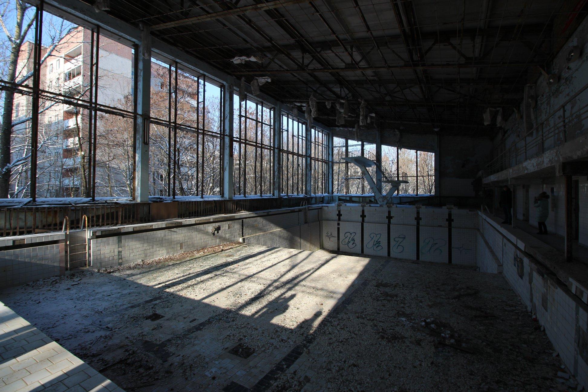 Chernobyl Pripyat 49