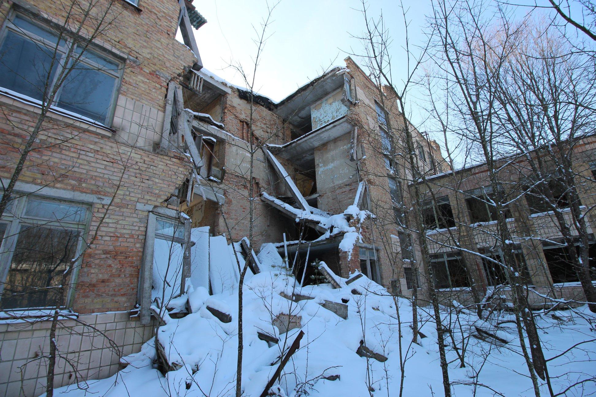 Chernobyl Pripyat 63