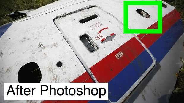 MH17 MH370 SWAP