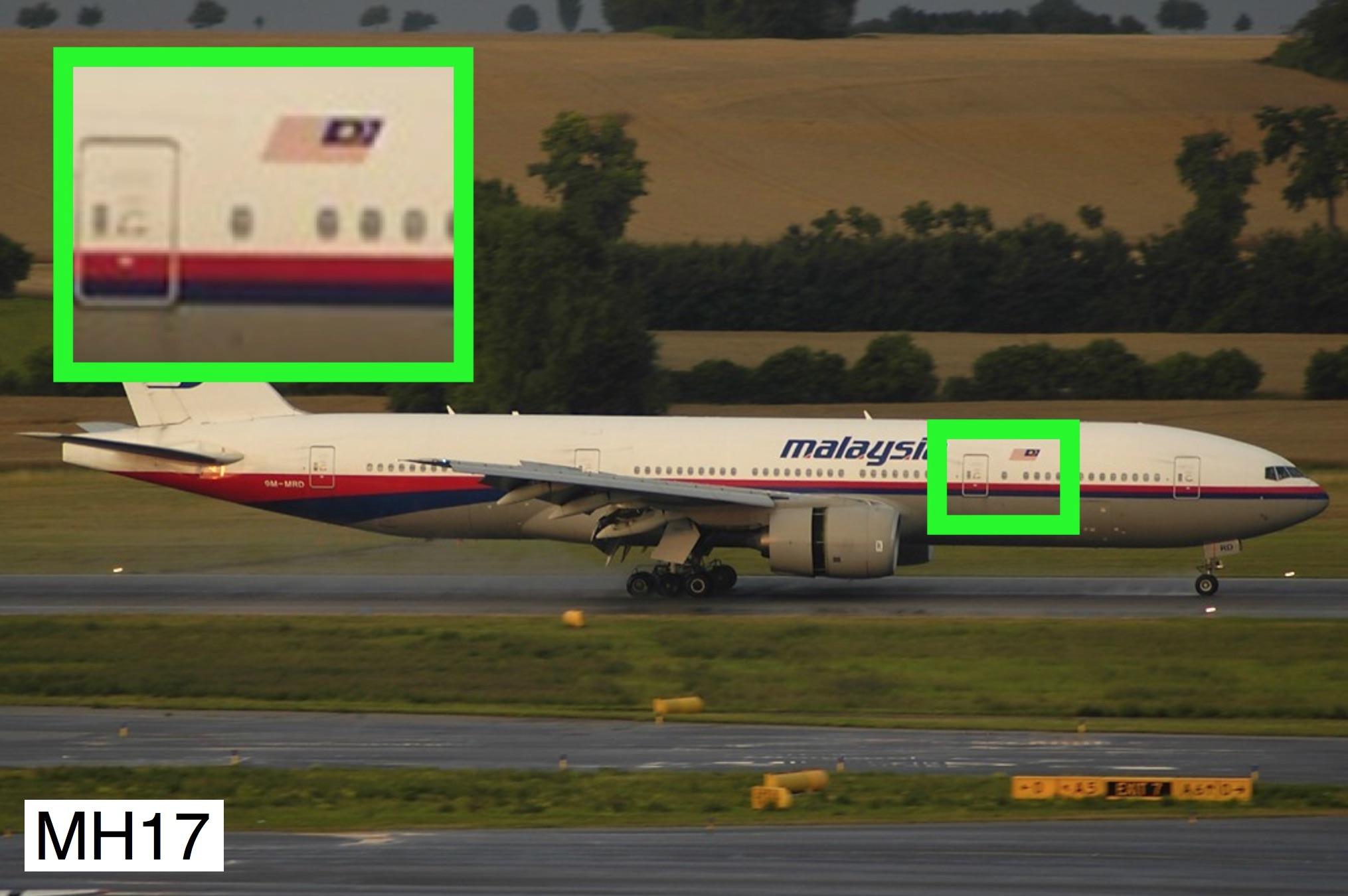 MH370 MH17