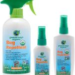Non GMO Project insect repellent