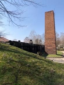 Auschwitz crematorium 1
