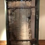 Gas chamber door at Auschwitz
