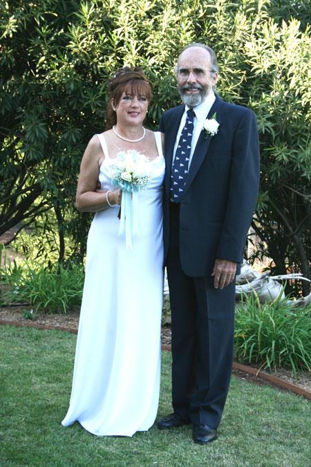 Sylvia Fink and DougNash