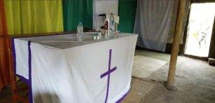 Bleach altar