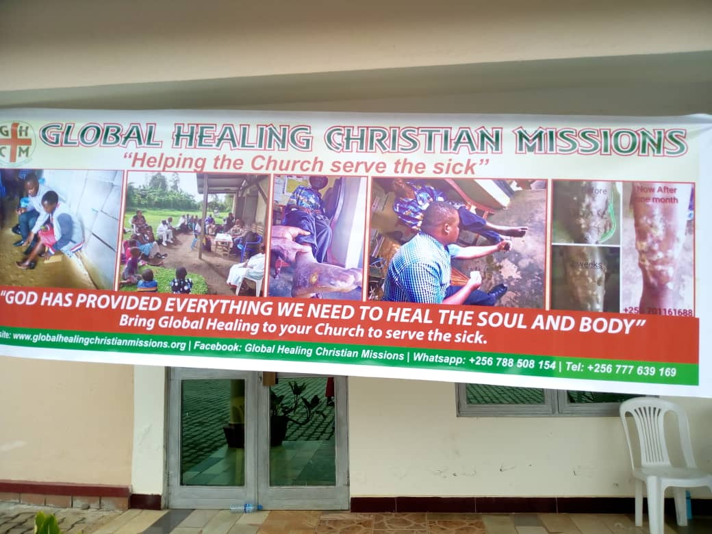 Global Healing Christian Missions Facebook 43