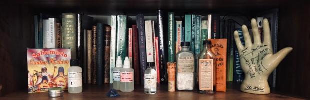 Myles Power Book Shelf